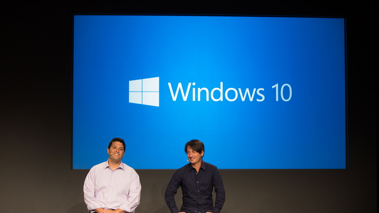 Terry Myerson and Joe Belfiore taking Windows 10 questions