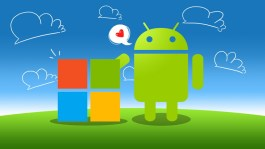 Microsoft and Android