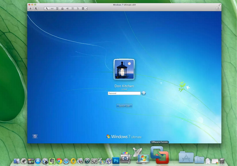 Windows 7 and Mac Boot Camp