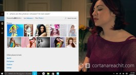Cortana for Windows 10 and Reachit from Lenovo