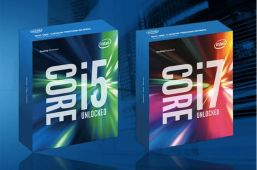 Intel Skylake sixth-gen processors