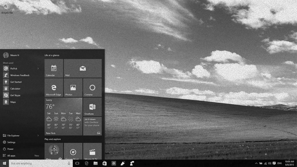 Windows XP to Windows 10 in this Weekly Tech Recap for Augusts 9, 2015