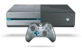 Xbox One Halo 5 limited edition console