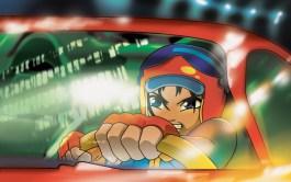 Classic Manga Action theme