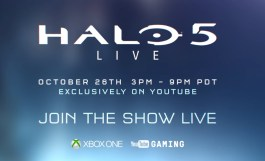 Halo 5: Live launch global event YouTube