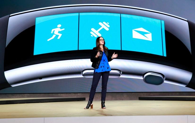 Microsoft Band 2 launch