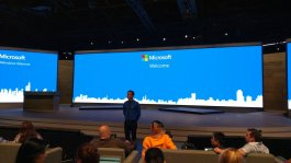 Microsoft's Windows 10 Devices event in New York City October 6th, 2015