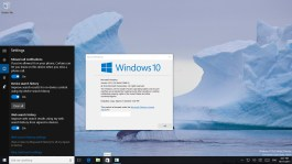 Windows 10 build 10568 ISO leaked installation