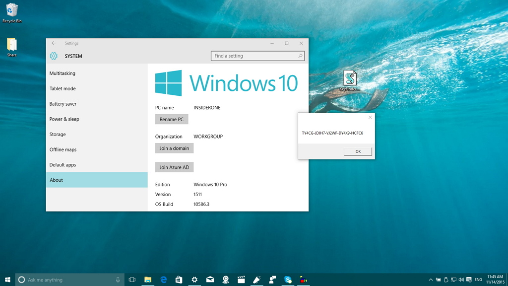 How to find your product key on any version of Windows, no software required • Pureinfotech