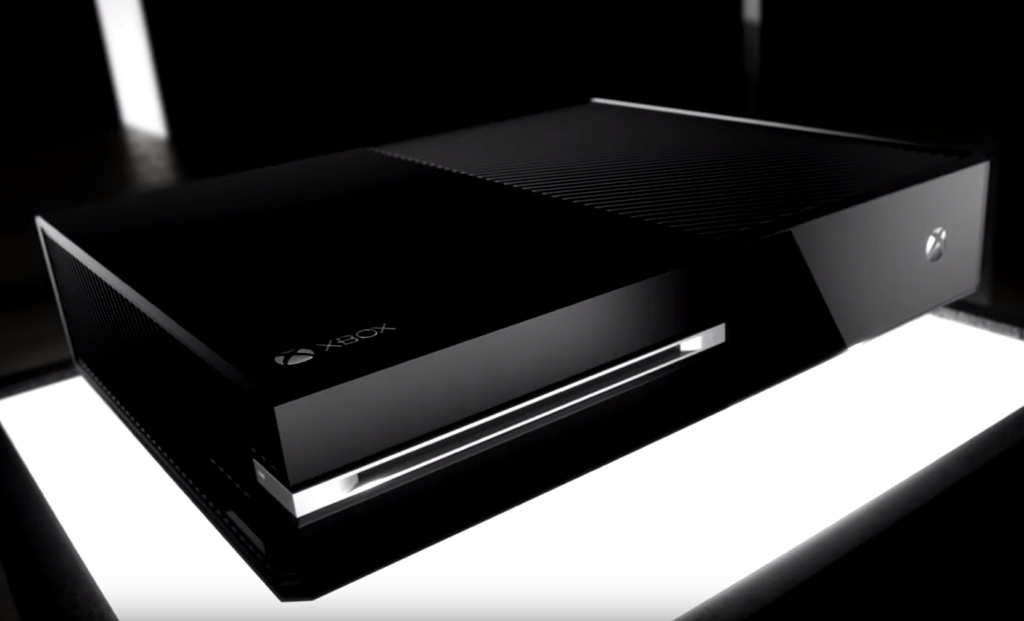 Xbox One console unveiled