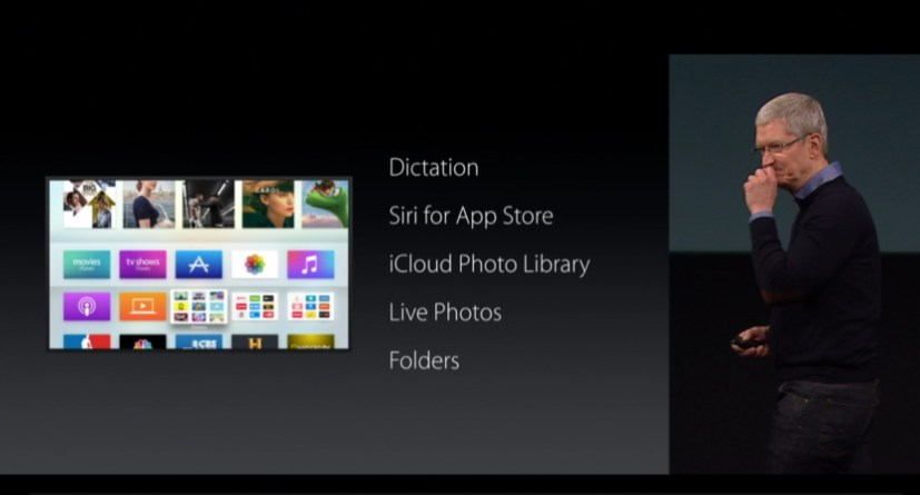 Apple TV new features for 2016