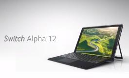 Acer Switch Alpha 12 tablet