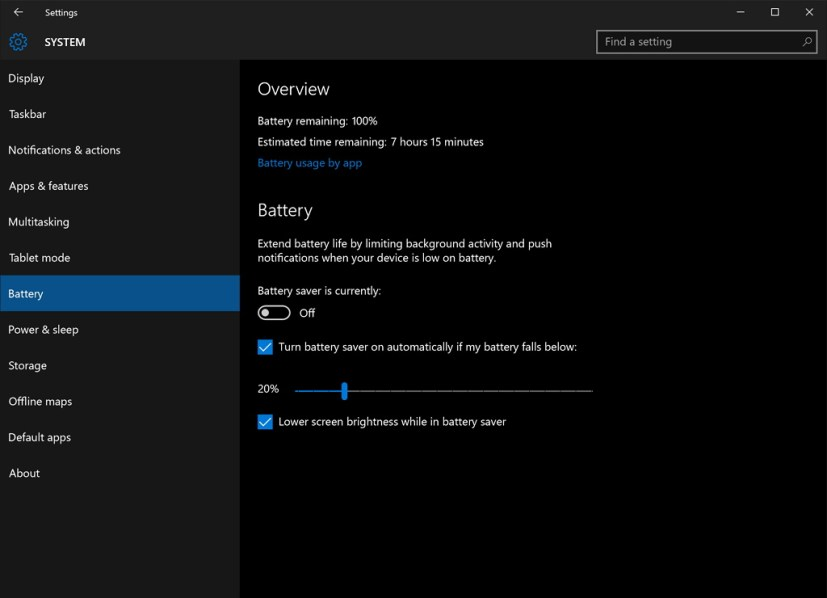 battery-settings-windows-10-14316