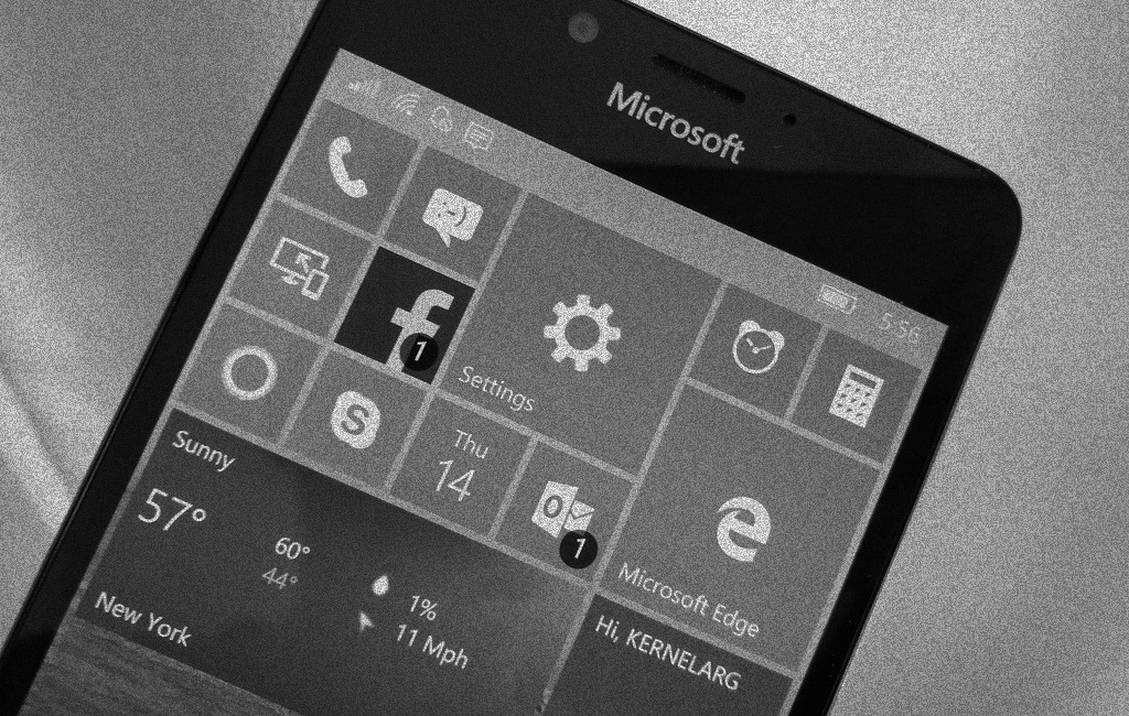 Windows 10 Mobile on this Tech Recap