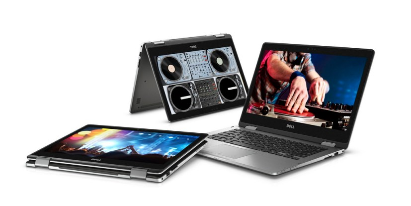 Inspiron 13 7000 Series 2-in-1 Touch Notebooks