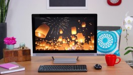 HP Pavilion All-in-One PCs with edge-to-edge and micro edge displays