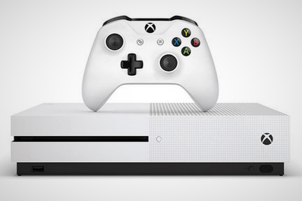 Xbox One S (slim) leak image
