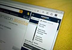 Amazon Assistant Microsoft Edge extension