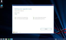 Free Windows 10 Upgrade trick