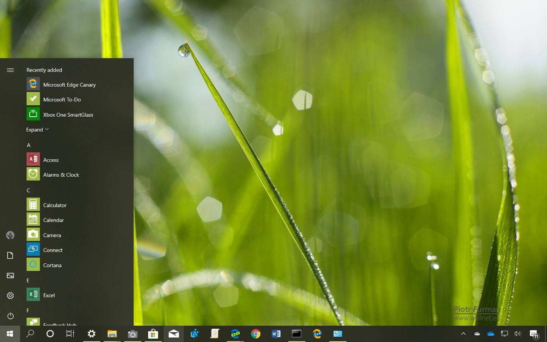 Green World theme for Windows 10 (Download) • Pureinfotech