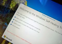 Windows Self-Healing Tool for Windows 10 Anniversary Update freezing issue