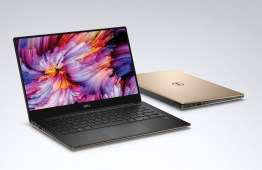 Dell XPS 13 2016 rose-gold