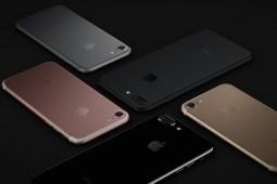 Apple iPhone 7 (Black, Jet Black, Silver, Gold, Rose Gold)