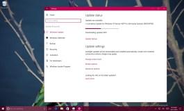 Windows 10 cumulative update KB3194798