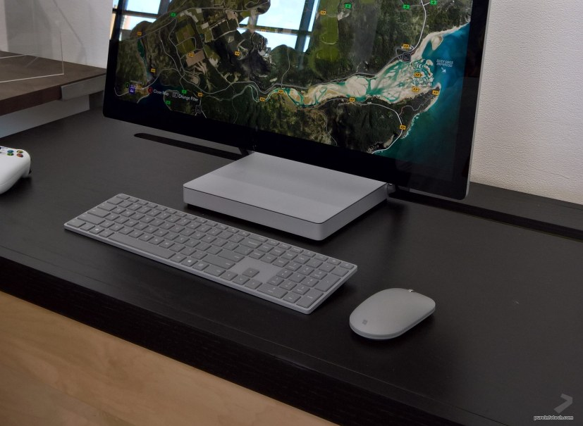 Surface Studio base