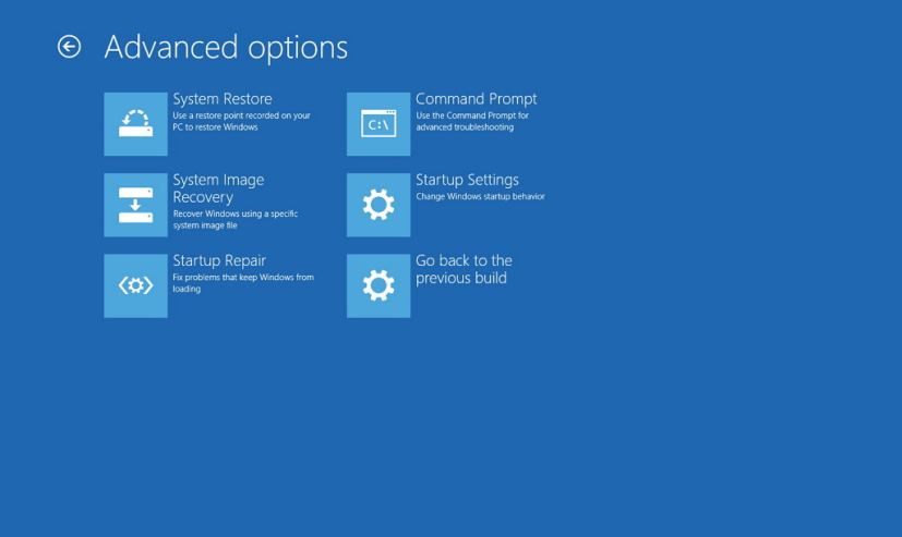 how to create a win 10 recovery drive