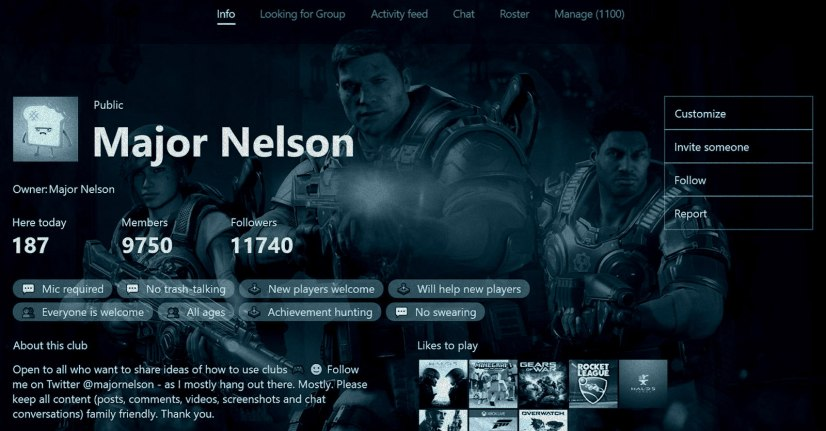 Xbox One holiday update on this Tech Recap