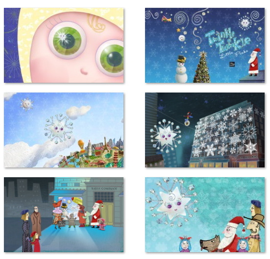 Twinkle Wish: Christmas wallpapers
