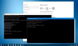 Fixing Unidentified Network error on Windows 10