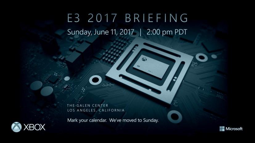 Xbox Project Scorpio teaser on this Tech Recap