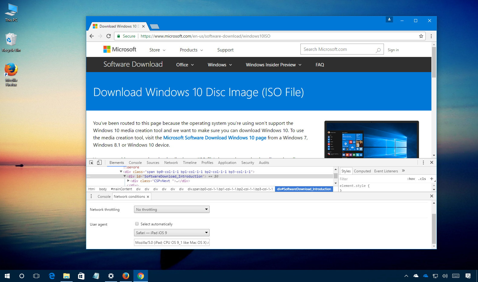 How to Download Windows 10 ISO File to USB Drive