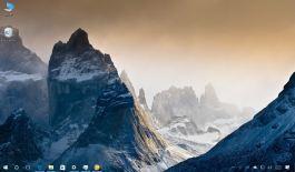 Windows 10 taskbar transparency using TranslucentTB