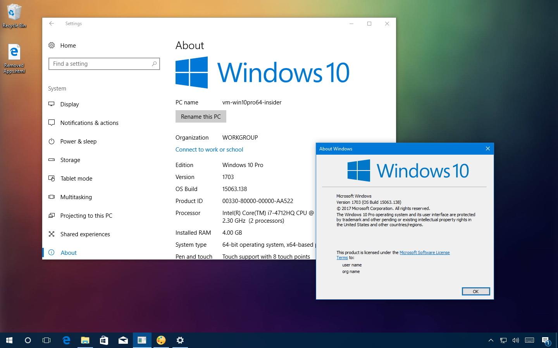 Check PC for Windows 10 Creators Update