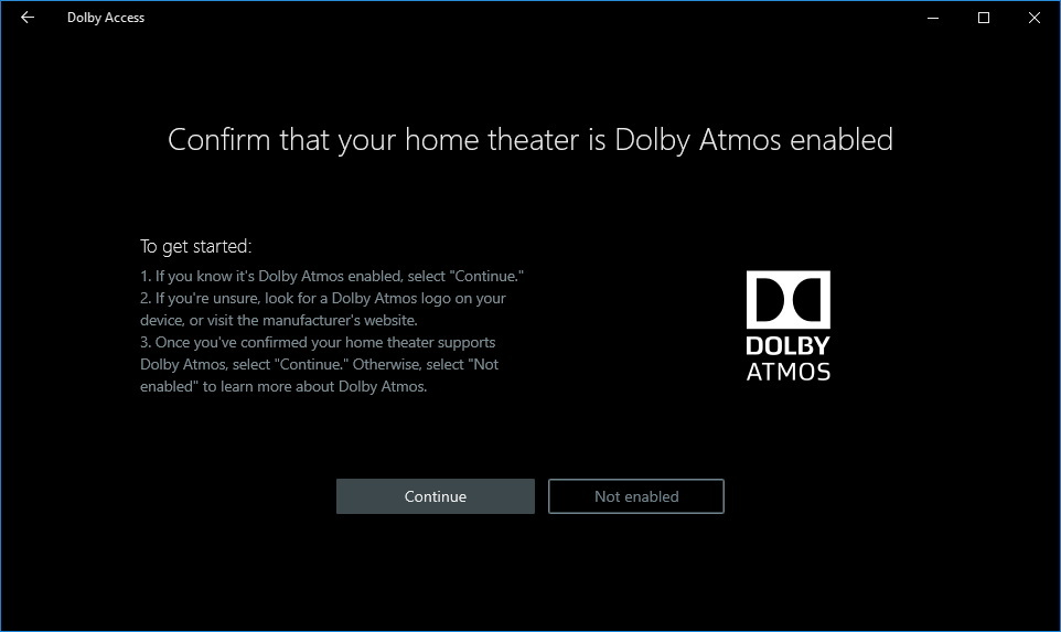 download dolby atmos for headphones windows 10