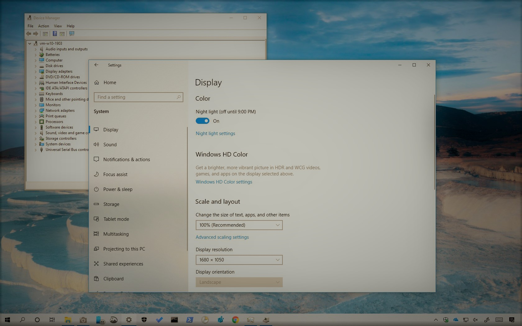 How to fix 'Night light' on Windows 10 • Pureinfotech