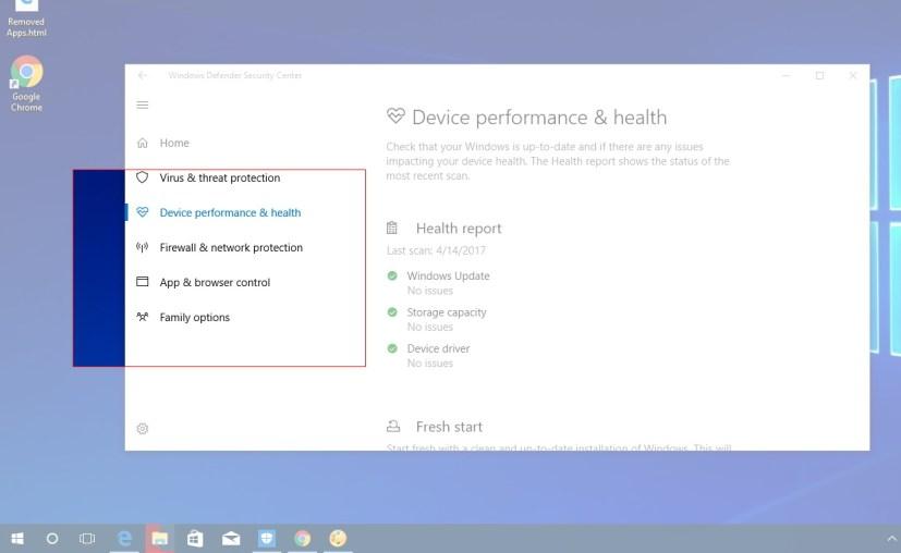 Windows 10 Capture feature