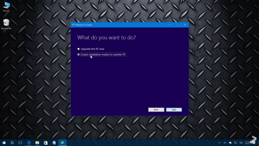 Windows 10 Creators update clean install