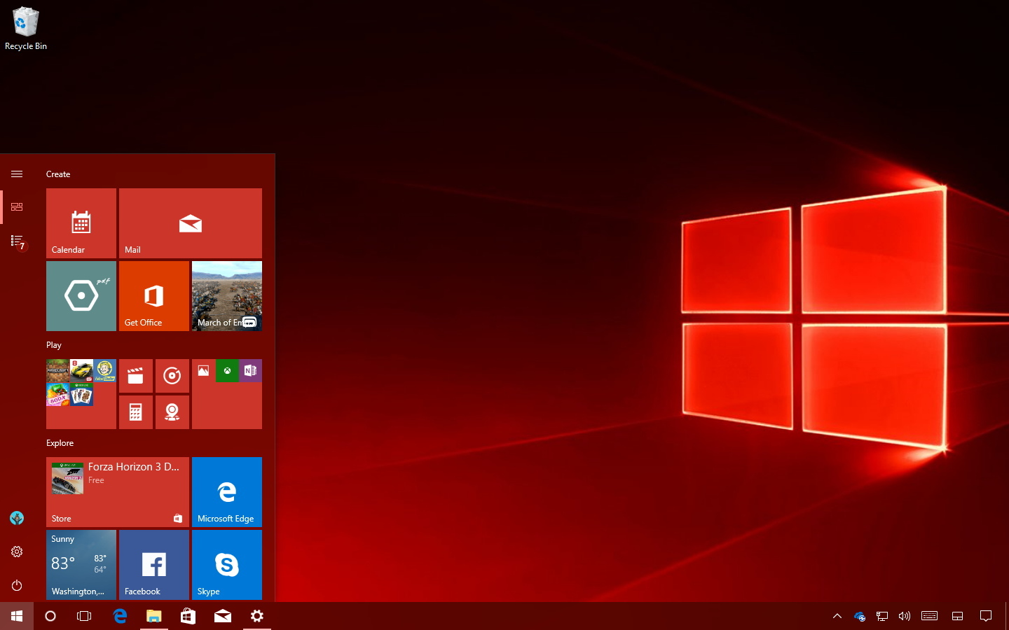 microsoft redstone 3 download