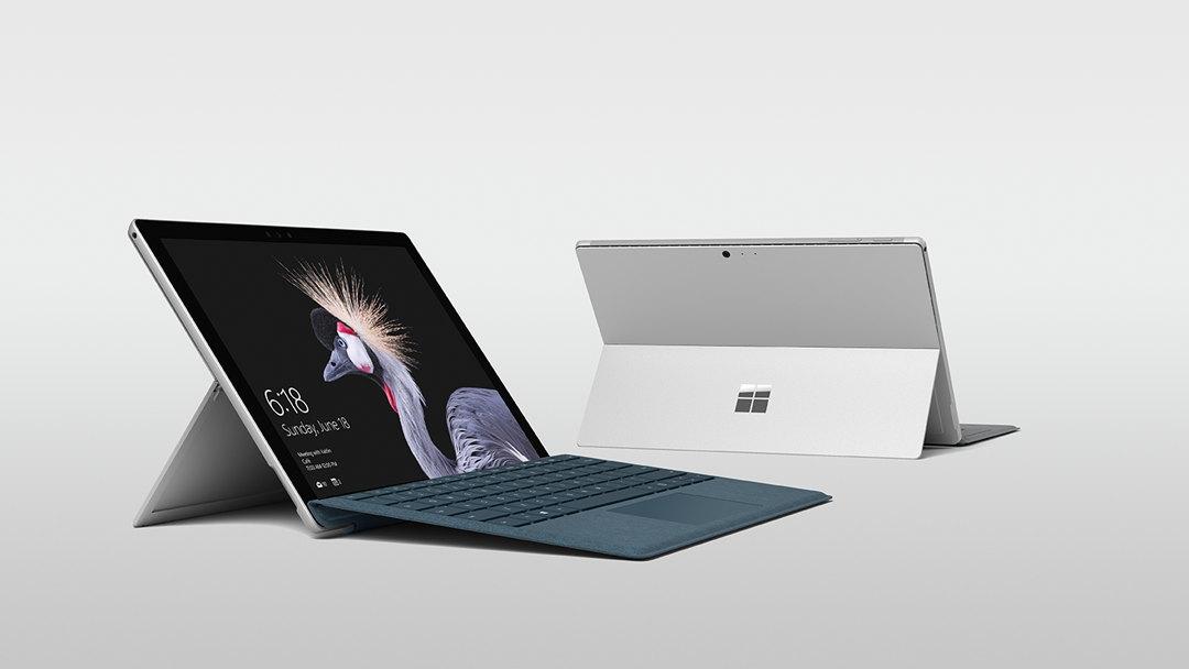 Surface Pro (back)