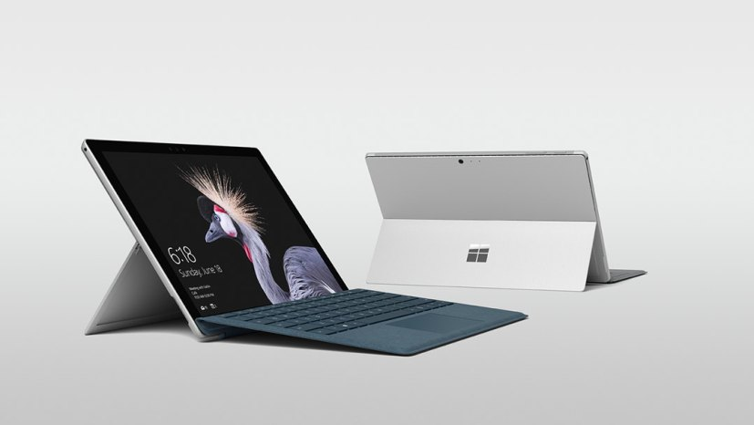Surface Pro (back)