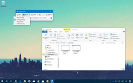 Take screenshots on Windows 10