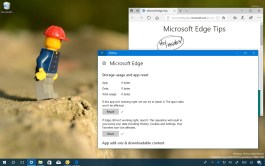 Fix Microsoft Edge on Windows 10