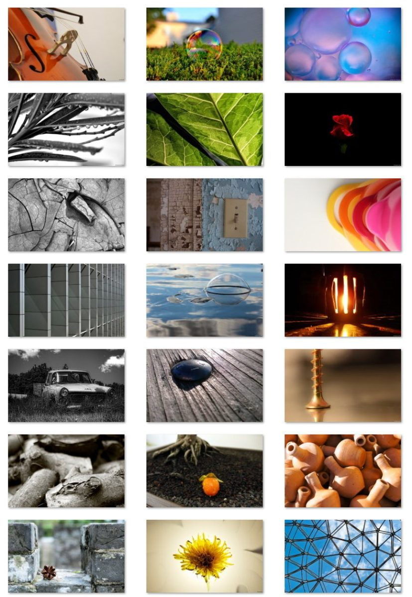 Everyday Art 4 theme for Windows wallpapers