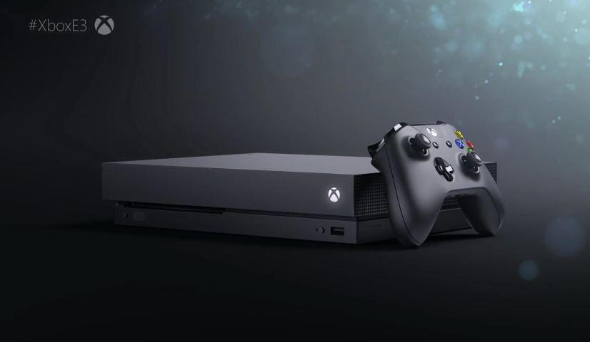 Xbox One X (2017)