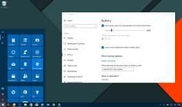 Optimize battery for video quality on Windows 10