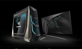 Acer Predator Orion 9000 at IFA 2017